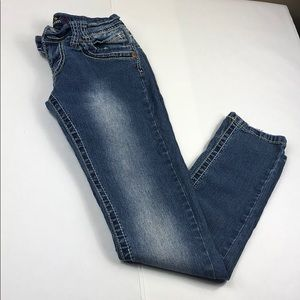 Angels Blue Jeans Sz 5 Great Condition